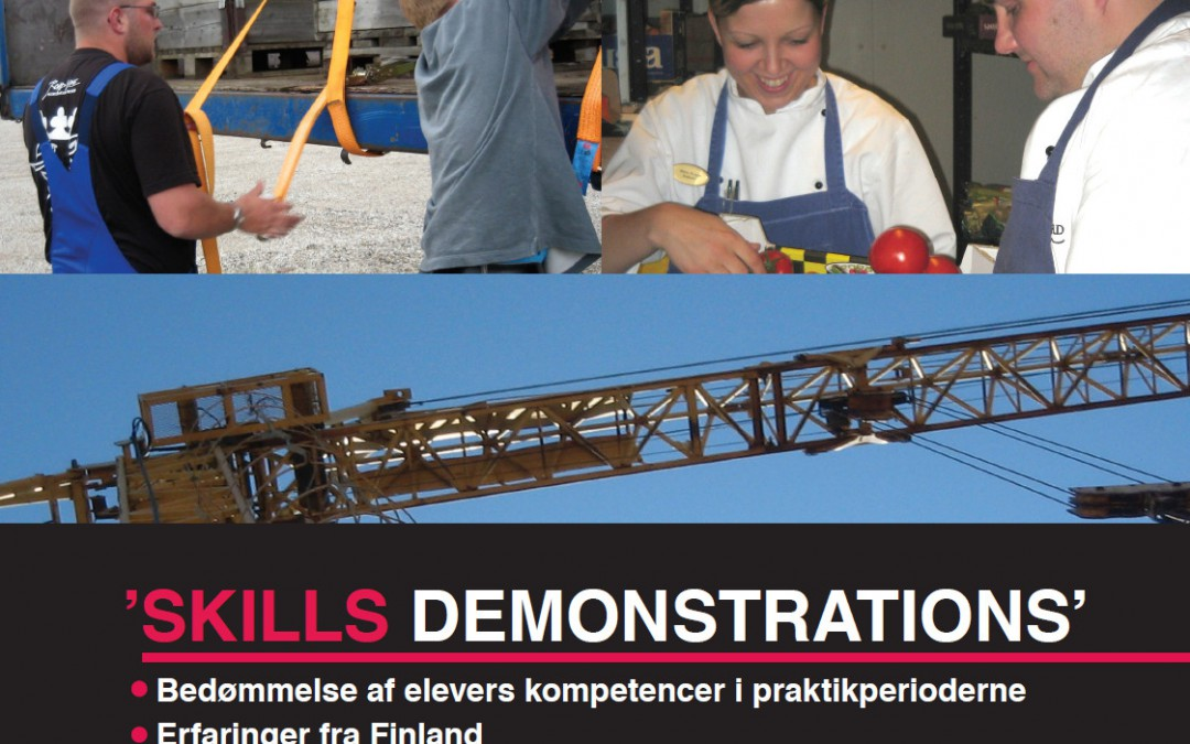 Finske skills demonstrations – brochure