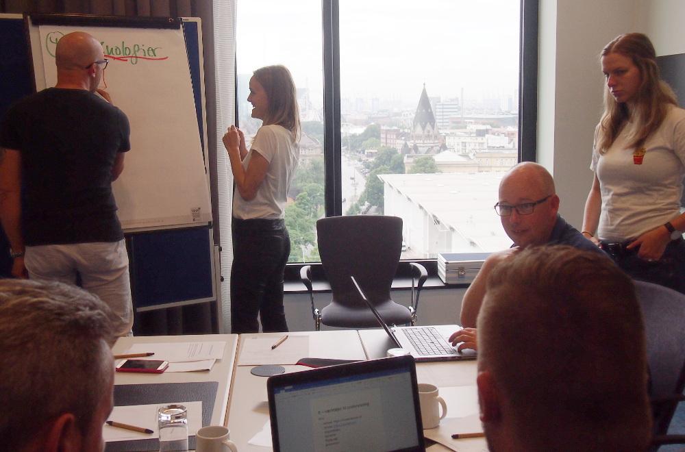 Digitalisering arbejdsgruppe