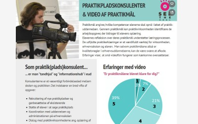 Praktikpladskonsulenter & video