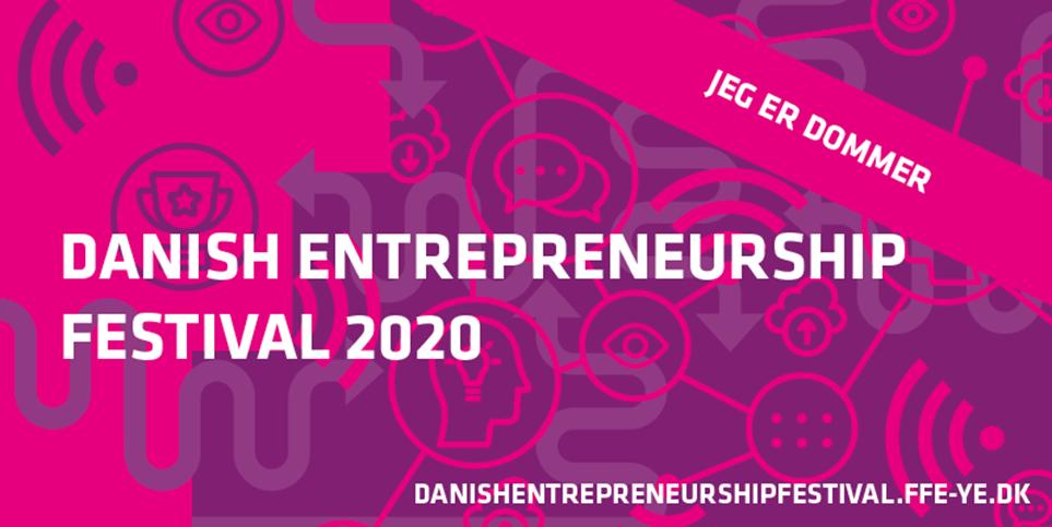 Danish Entrepreneurship Festival 2020